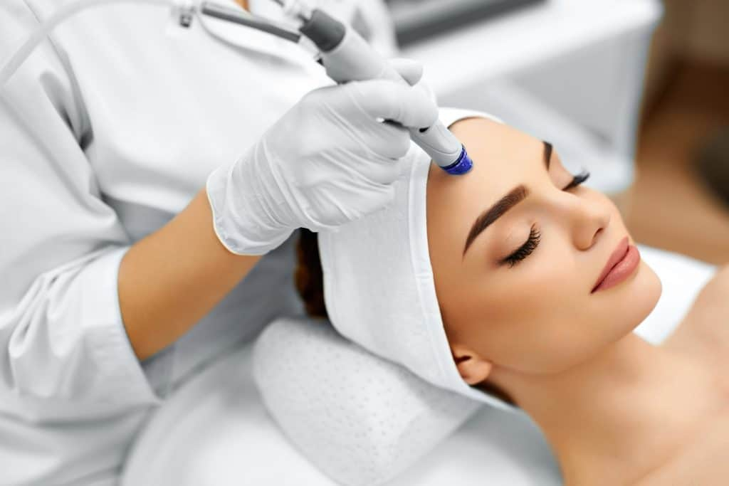 Facial Skin Aesthetics