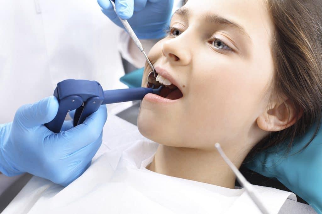 Children's Dentist in Liverpool